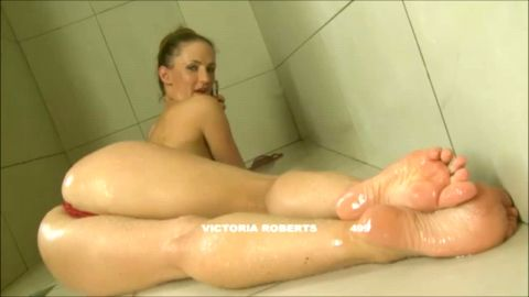 Victoria Roberts has gorgeous soles