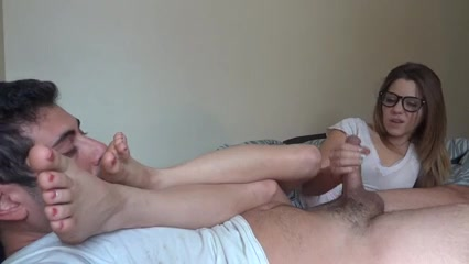 Murray recommend best of handjobs feet smothering