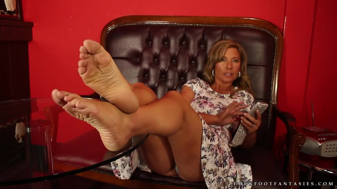 Sexy Hot Foot Fetish