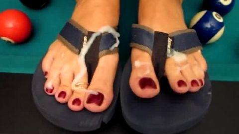 Flip flops get big load