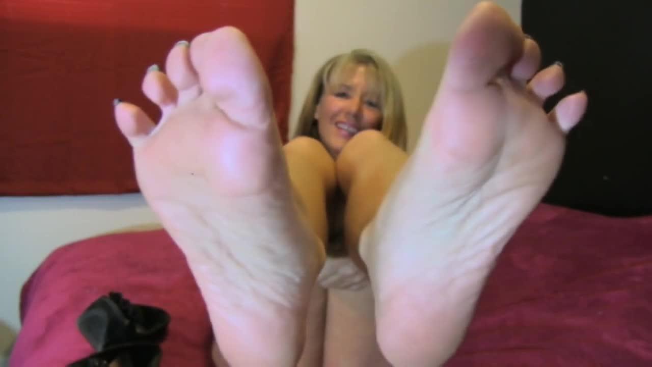 Masturbating Teen Feet Joi