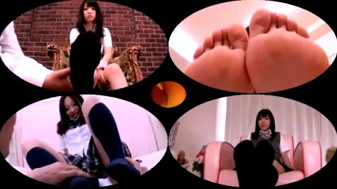 Super naughty Asian moms getting their hot feet worshipped in awesome compilation