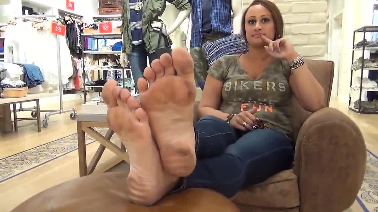 ну очень грязные ноги госпожи видео вас странице порно