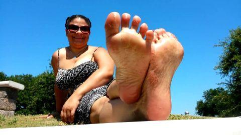 Veronica oily soles