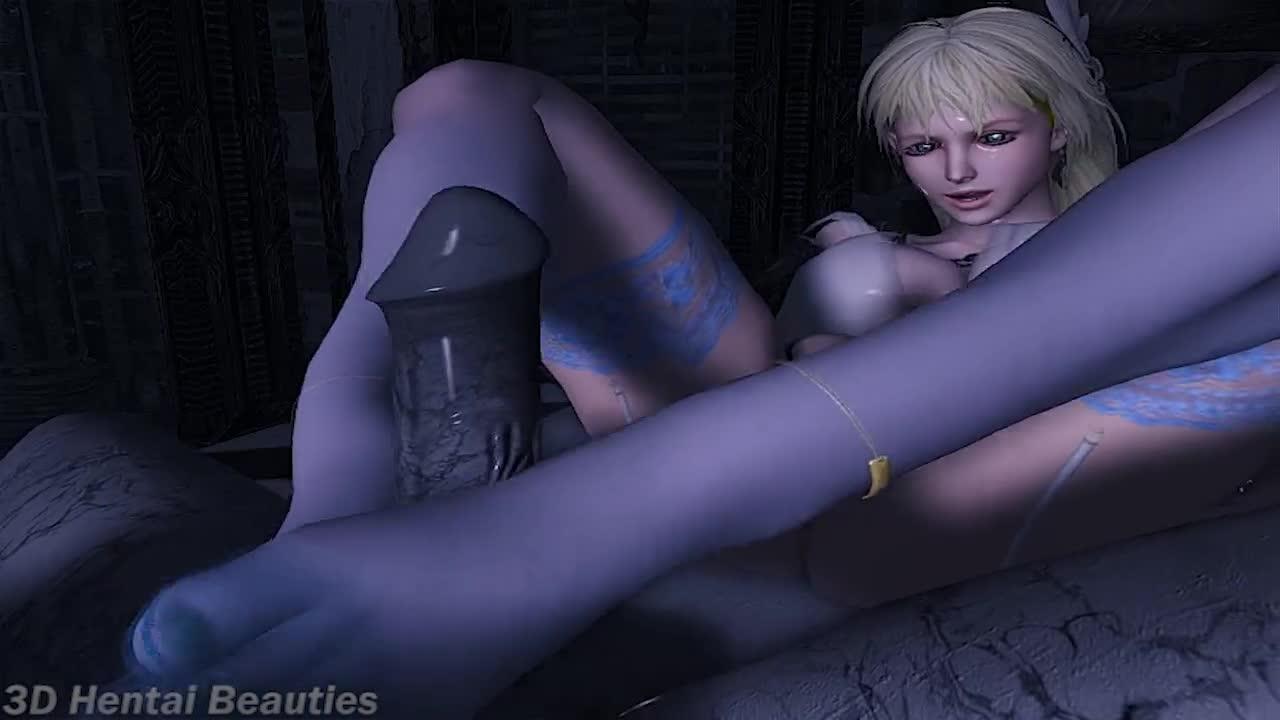 3d Monster Hentai Hardcore