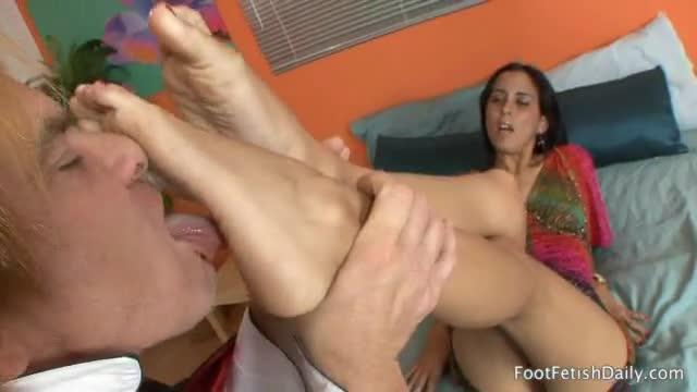 Pantyhose Nylon Foot Fetish
