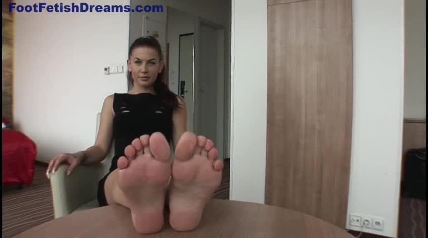 Lesbian Foot Worship Hotel