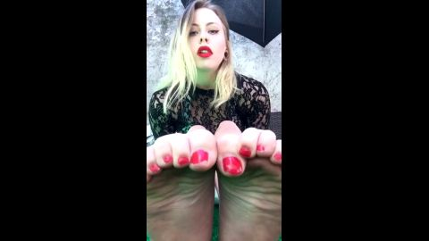 Bet I can make you cum instantly as you watch me playing with my sexy feet