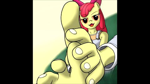 My Little Pony Footjob Compilation Part 2