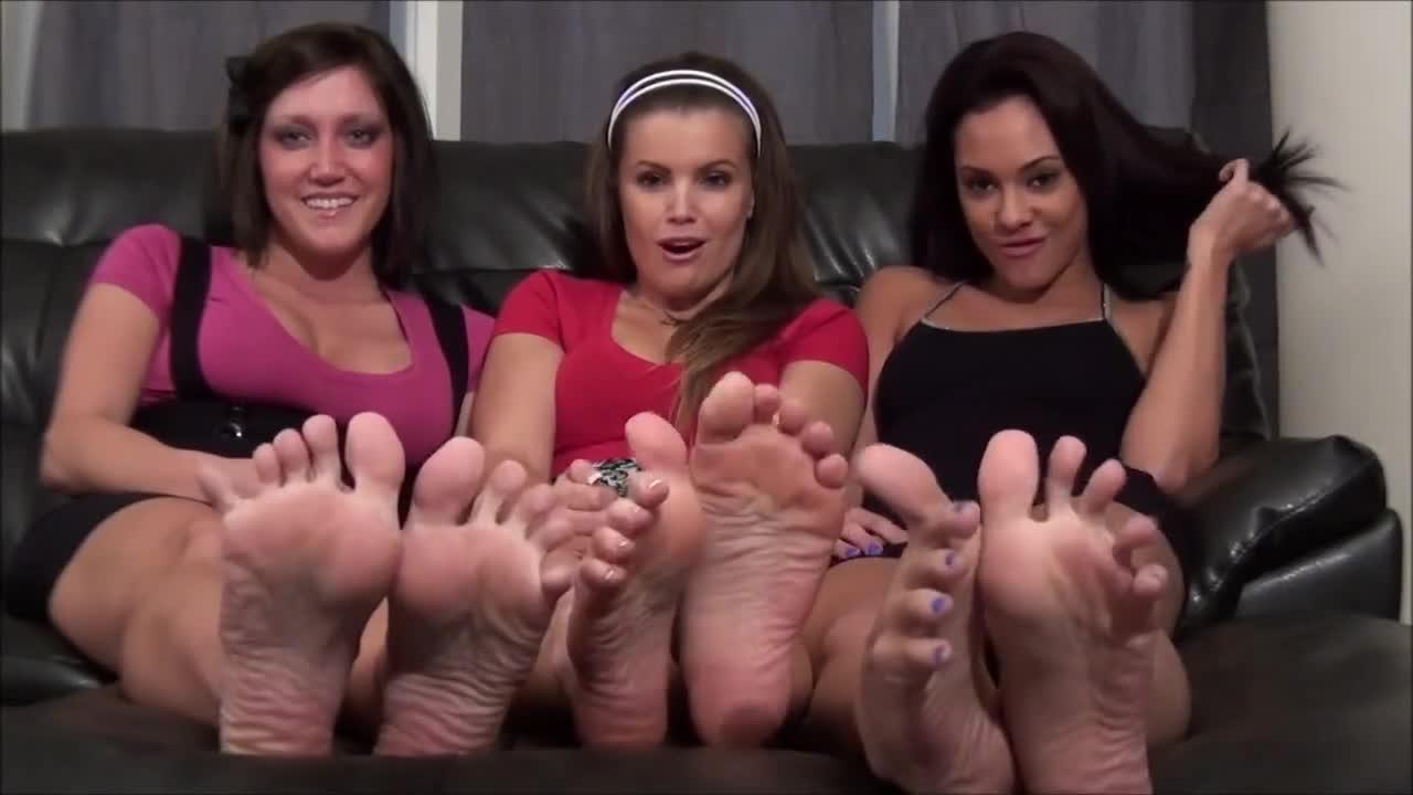 Female Feet Joi