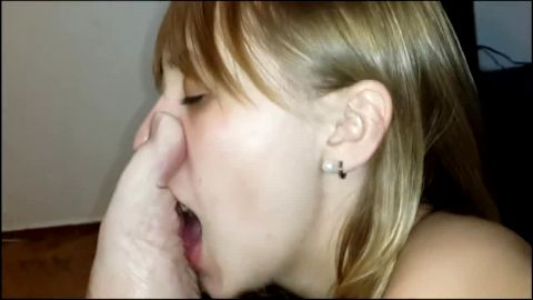 ukranian girl worshiping his bf's feet