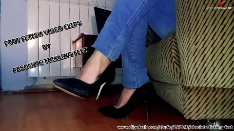 New footjobs and foot fetish compilation
