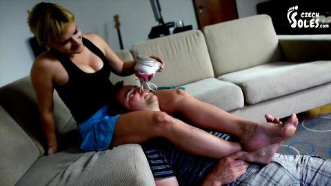 Free creampie eating porn