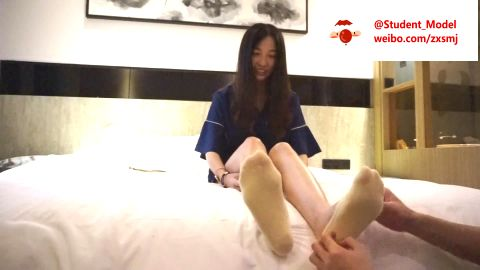 Chinese Student Feet Tickling 11