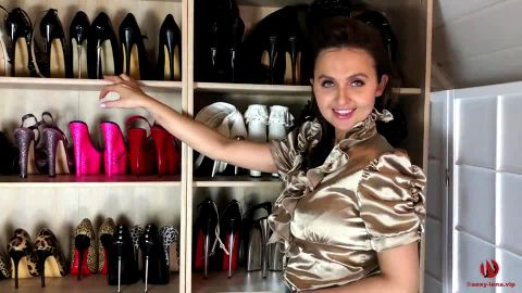 Shoe collection of Sexy-Lena