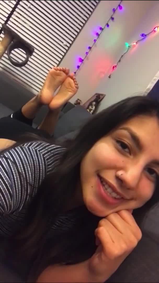 Mädchen filmt sich selbst Boyfriend